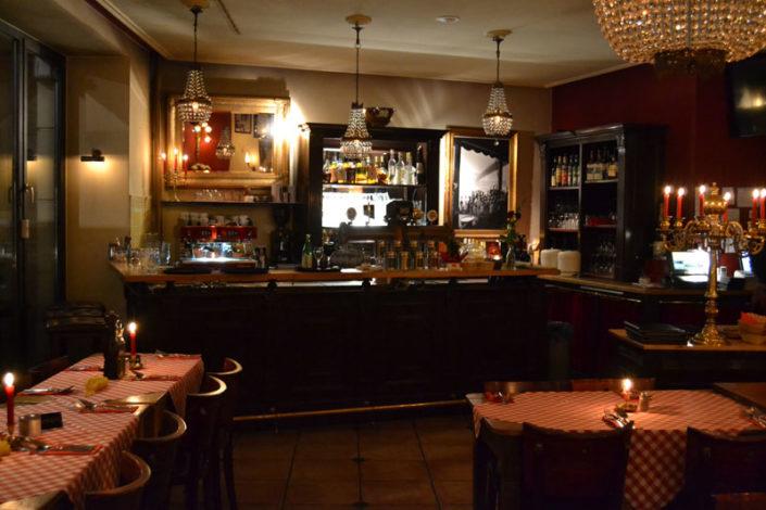 Unser italienisches Restaurant in Berlin