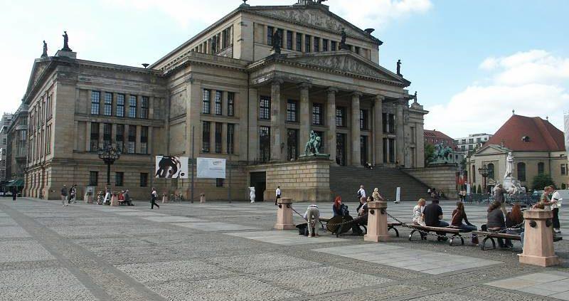 Gendarmenmarkt in Berlin