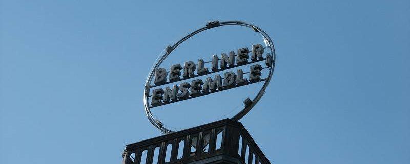 Berliner Ensemble in Berlin