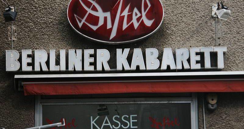 Die Distel Berliner Kabarett in Berlin