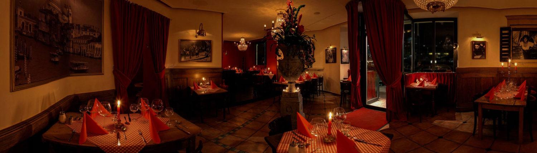 Vaporetto Restaurant in Berlin Mitte
