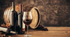 Vaporetto Restaurant Berlin Mitte hat eine große Weinauswahl