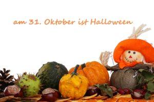 Halloween - Kürbis -Herbst